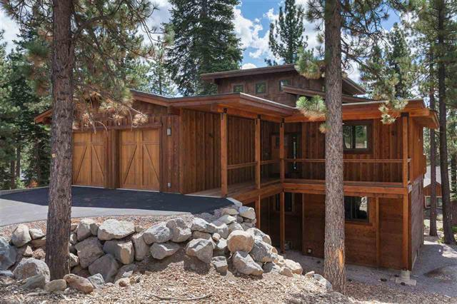 Truckee Mountain Home Real Estate Property for Sale