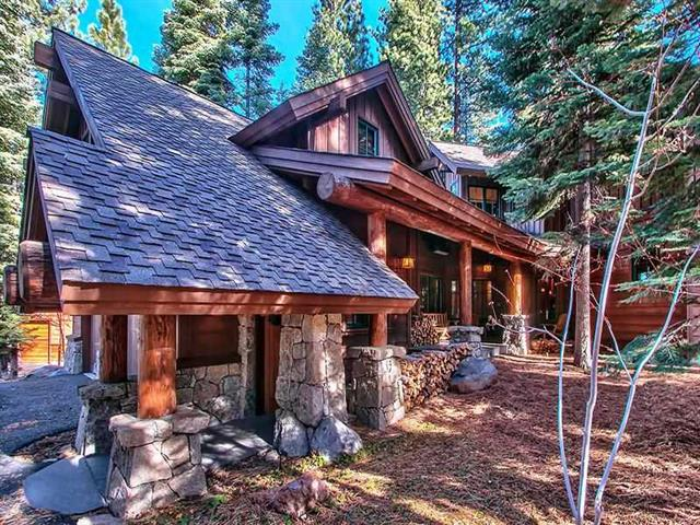 Northstar Mountain Architecture Home for Sale
