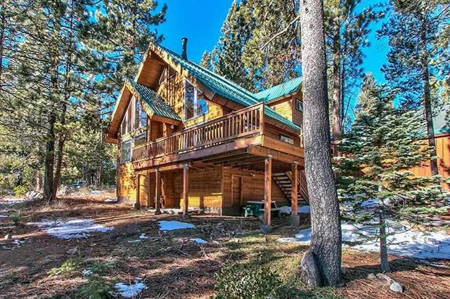 Tahoe Donner Mountain Home for Sale