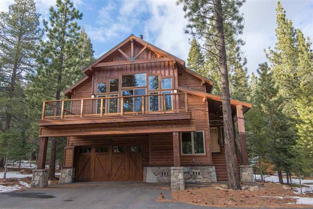 Truckee Tahoe Donner Mountain Home for Sale