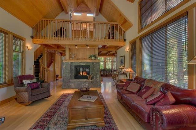 Lahontan Stylish Mountain Home for Sale