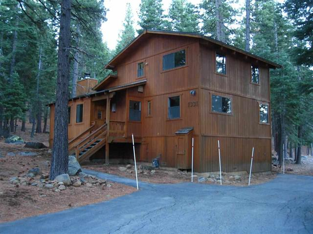 Northstar Family Mountain Home for Sale