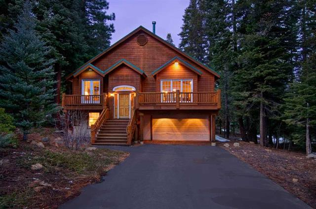 Tahoe Donner Sunny Location Split-Level Home for Sale