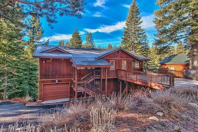 Tahoe Donner Sunny Mountain Getaway for Sale