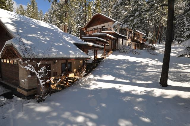 Tahoe Donner Energy Efficient with Hydronic Heating