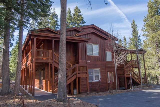 Tahoe Donner elegant condo with upgrades