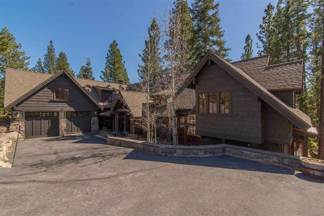 Lahontan Custom Home on Golf Course