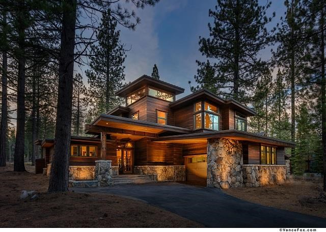 Martis Camp with Forest Views