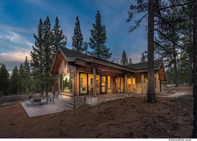 Martis Camp Guest Home