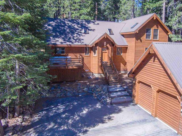 Tahoe Donner Mountain Cabin - Great Location