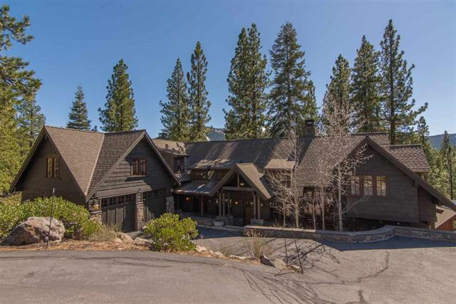 Lahontan Gorgeous Custom Home on 1st Tee of Championship Golf Course