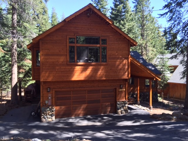 Tahoe Donner Secluded Setting backing to Greenbelt