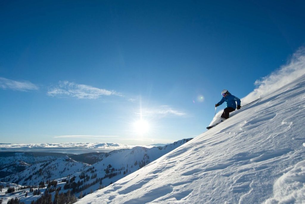 Squaw Valley Alpine Meadows Brings Back the Tahoe Super 4 Pack