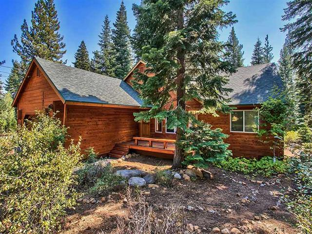 Tahoe Donner Single-Story Home for Sale