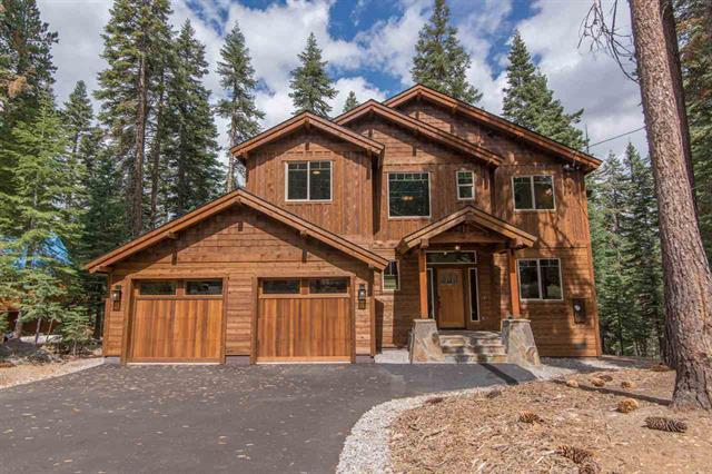 Tahoe Donner - New Construction with 2-Masters & Large Garage