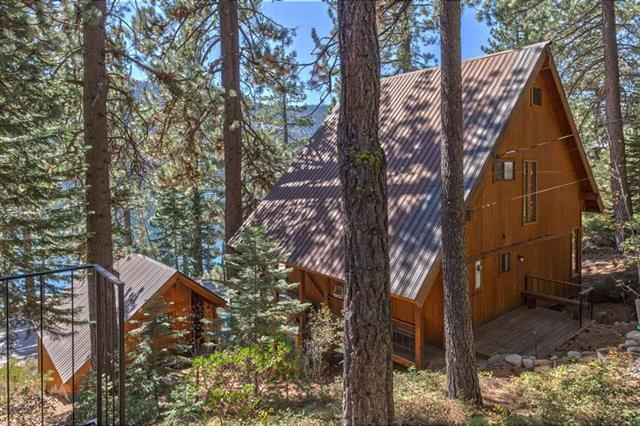 Donner Lake Home with Views