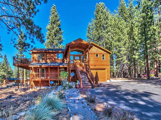 Truckee Equestrian Horse Property on 5 Acres