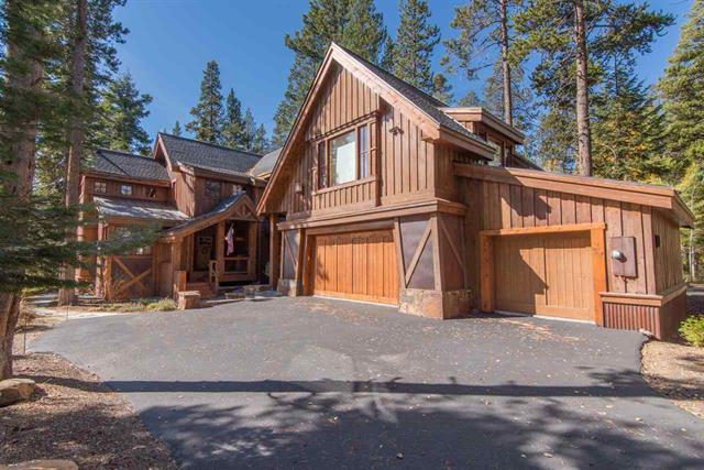 Tahoe Donner - Wonderfully Designed and Unique Home