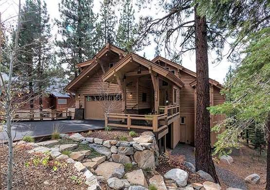 Tahoe Donner Custom Home for Sale