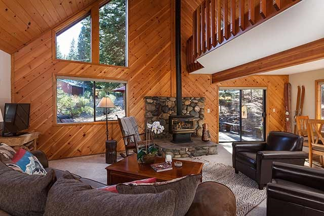 Tahoe Donner Cabin with Great Rental History