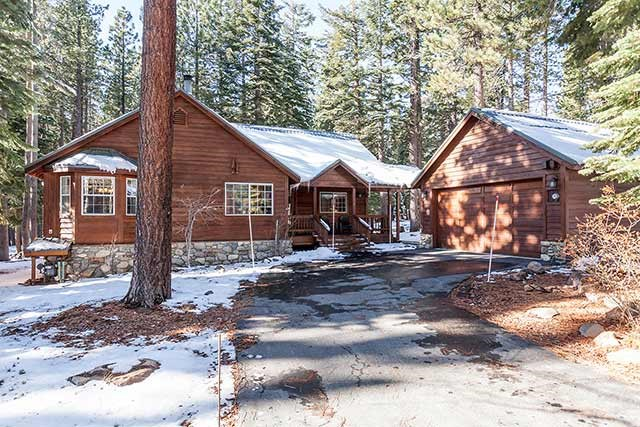 Tahoe Donner - Single Story with Two En-Suite Masters