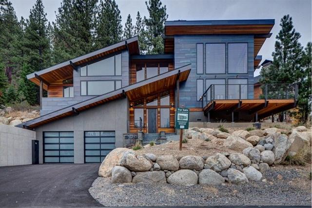 Squaw Valley - Brand New Ultra Modern Mountain Home for Sale