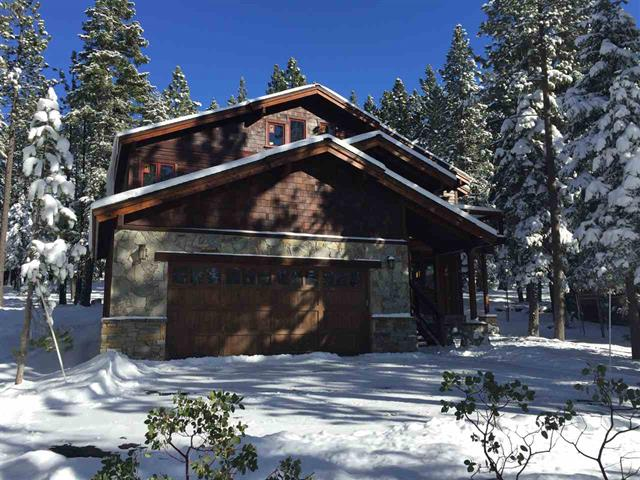 Tahoe Donner - New Construction - 2 Master Suites w/ Fireplaces