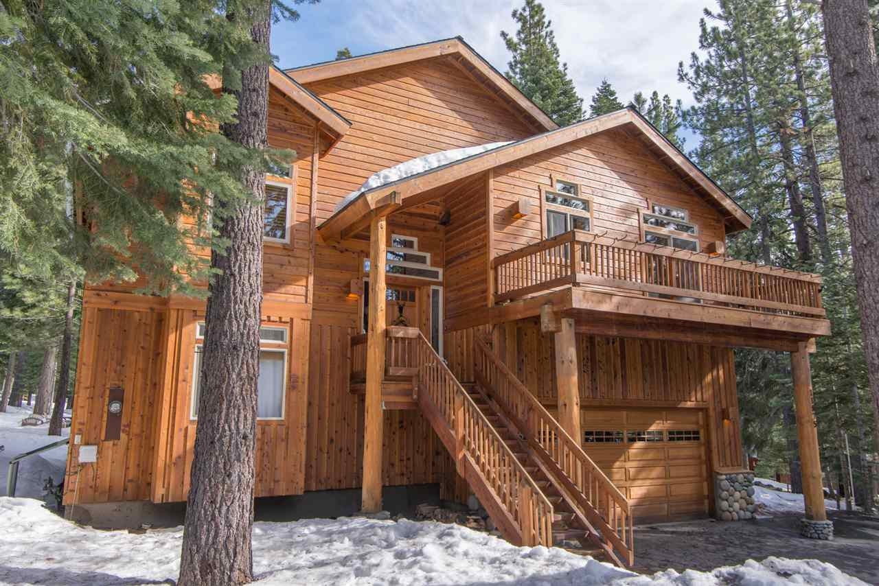 Tahoe Donner Mountain Property for Sale