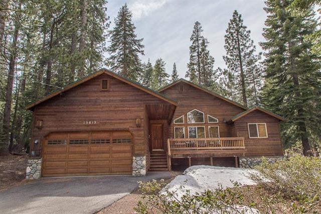 Tahoe Donner Single Story Custom Home for Sale