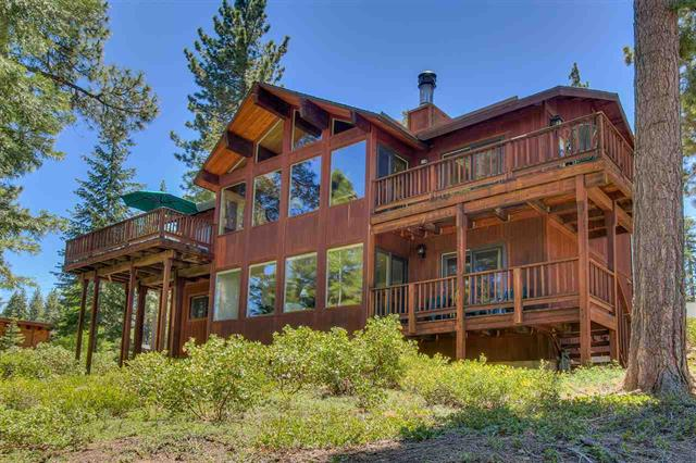 Dollar Point Home with Lake Tahoe Views