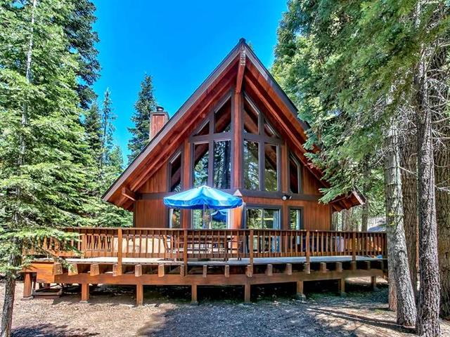 Tahoe Donner Cabin for Sale