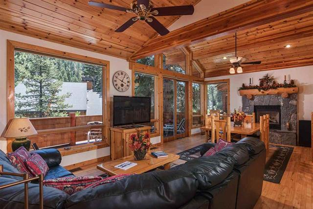 Alpine Meadows Townhome between Tahoe City and Squaw Valley