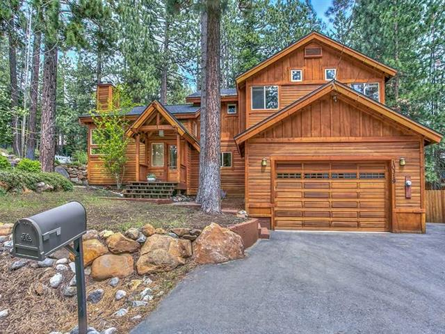 Truckee Mountain Home for Sale