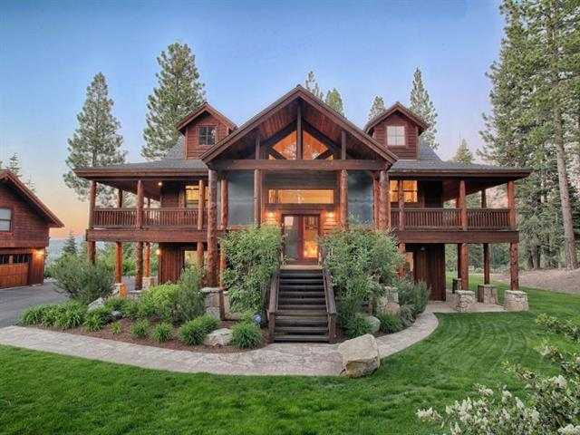 Truckee Mountain Home with Acreage