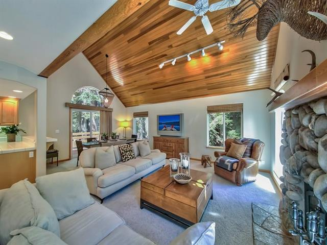 Tahoe Donner Home for sale with Open Floor Plan