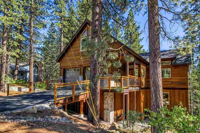 Truckee New Construction Mountain Home for Sale