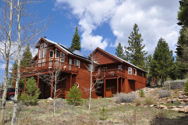 Tahoe Donner Chalet for Sale