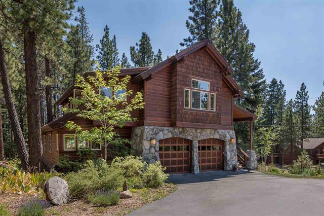 Tahoe Donner Custom Mountain Home for Sale