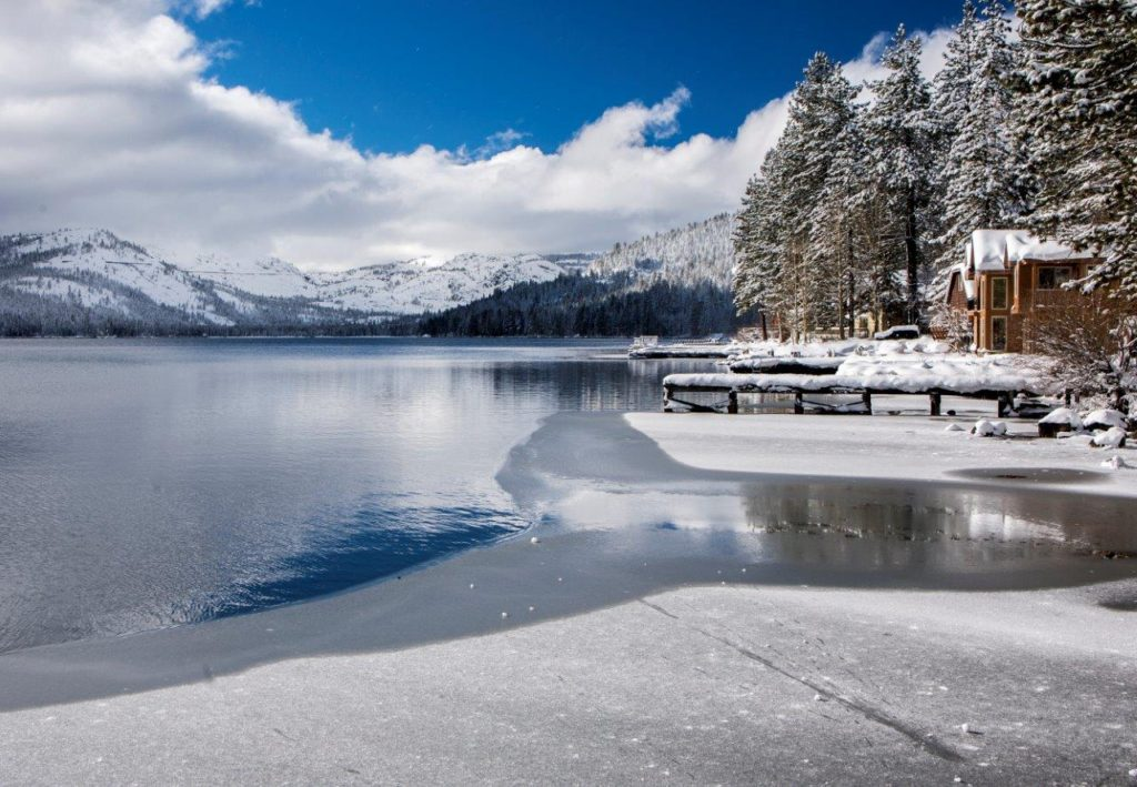 Donner Lake Real Estate Cabins Homes Property for Sale