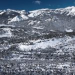 The top of Tahoe Donner – Pinnacle Loop, the Euer Valley and Carpenter Ridge