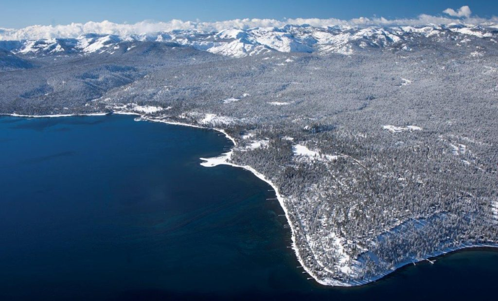 Dollar Point Lake Tahoe real estate property homes for sale