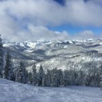 A View from Challenger Ski Run – Northstar California