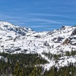 Donner Pass / Summit with Record Snow!