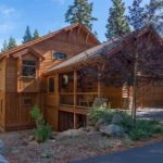 Tahoe Donner Custom Home with 2 Master Suites
