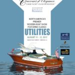 2017 Lake Tahoe Concours d'Elegance Classic Boat Show