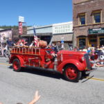 4th of July Truckee-style