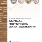 California Annual Historical Data Summary Report
