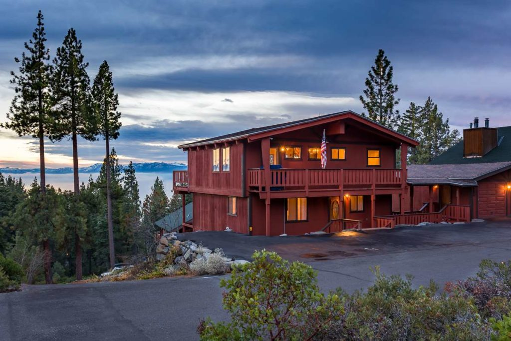 Lake Tahoe Real Estate MLS Property for Sale