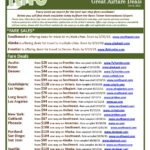 Reno Tahoe Airport KRNO – Airfare Deals for September